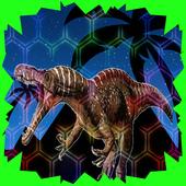 Jurassic Puzzles Dinosaurs icon