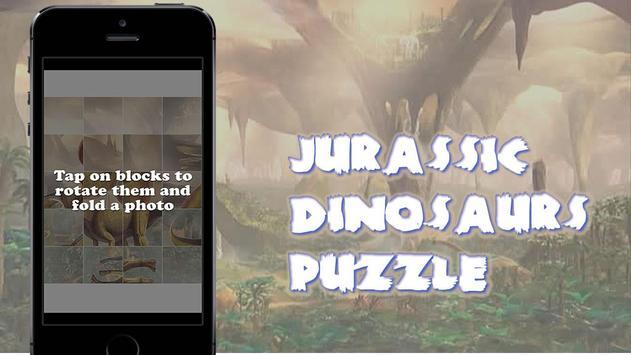 Jurassic Puzzles Dinosaurs screenshot 3