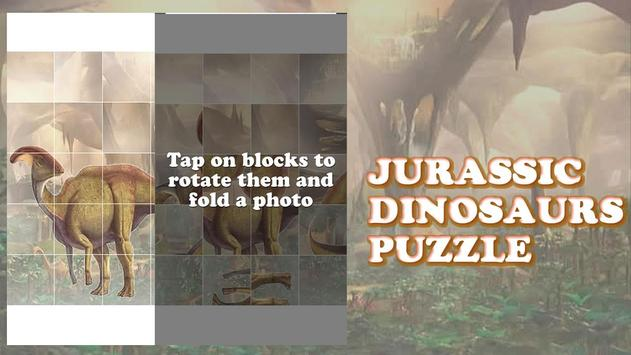 Jurassic Puzzles Dinosaurs screenshot 1
