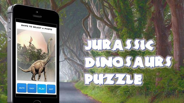 Jurassic Puzzles Dinosaurs screenshot 2