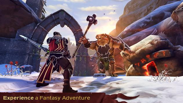 Dawnbringer apk screenshot