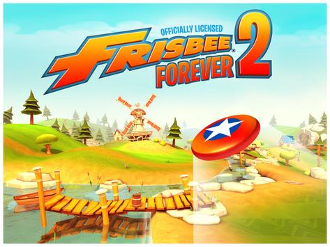 Frisbee(R) Forever 2 poster