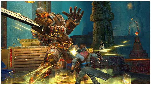 Stormblades apk screenshot