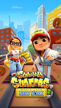 Subway Surfers 海報