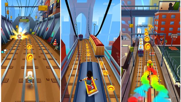 Subway Surfers स्क्रीनशॉट 14