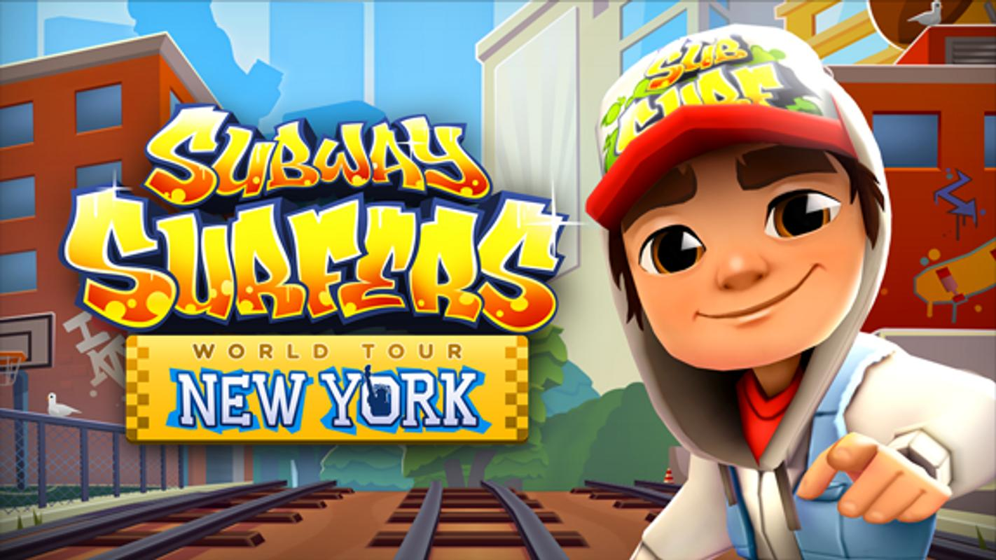Online Play Subway Surfer