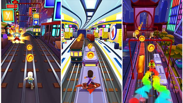 Subway Surfers Screenshot 22