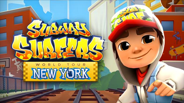 Subway Surfers 截图 5