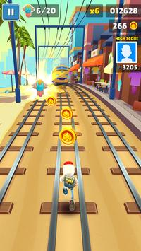 Subway Surfers captura de pantalla de la apk