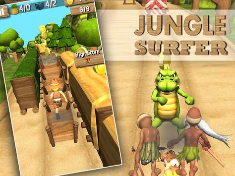 Jungle Surfer 2 poster
