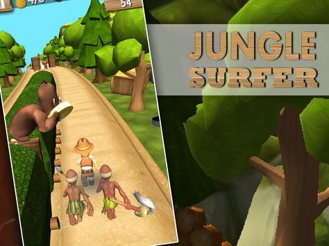 Jungle Surfer 2 apk screenshot