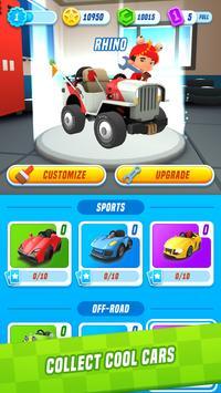 SuperCar City screenshot 1