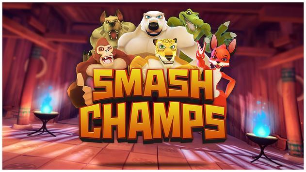 Smash Champs Cartaz