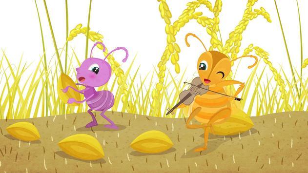 Kila: The Ant and Grasshopper poster