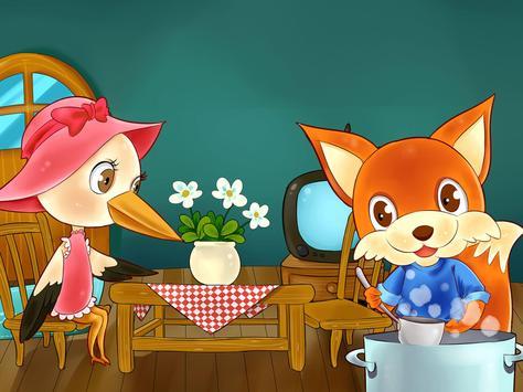 Kila: The Fox and the Stork apk screenshot