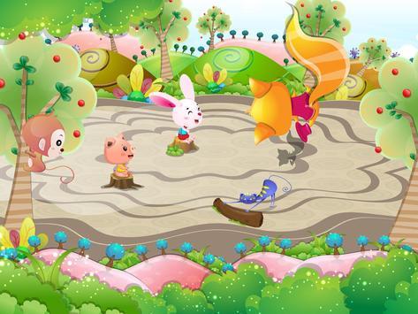 Kila: The Hare and Tortoise apk screenshot
