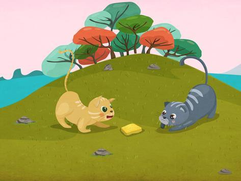 Kila: The Monkey and Two Cats screenshot 3