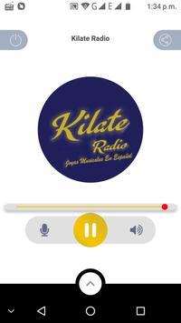 Kilate Radio poster