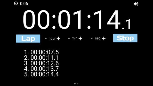 Kilipa Timing screenshot 1