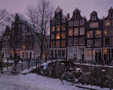 Amsterdam Jigsaw Puzzles apk screenshot