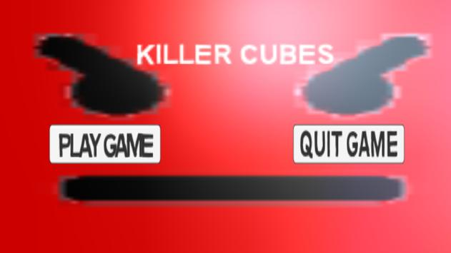The Killer Cubes poster