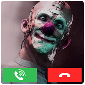 Killer Clown Fake Call icon