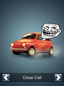 Car Brake Prank Button apk screenshot
