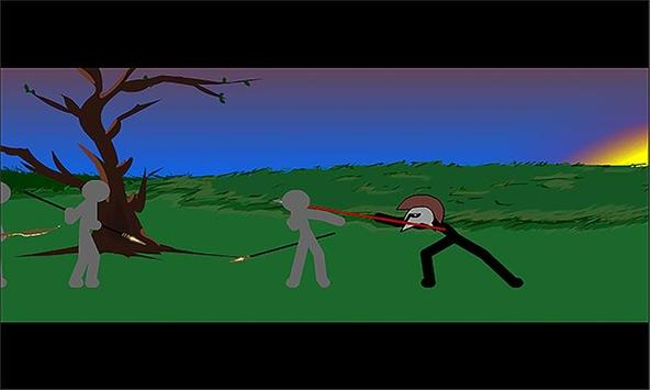 Kill The Stick Warrior apk screenshot