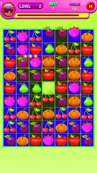 Amazing Fruit Match 3 screenshot 3