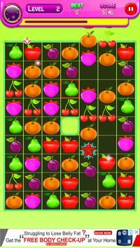 Amazing Fruit Match 3 screenshot 7