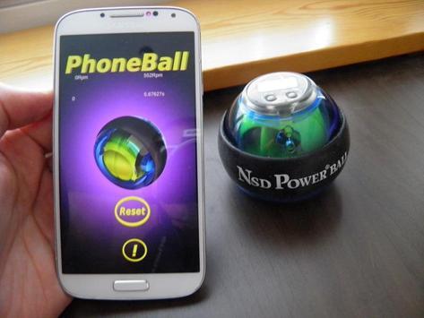PhoneBall apk screenshot