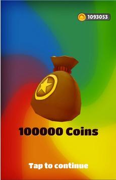 Subway Unlimited: coins & keys screenshot 2