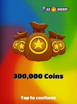 Subway Unlimited: coins & keys screenshot 3