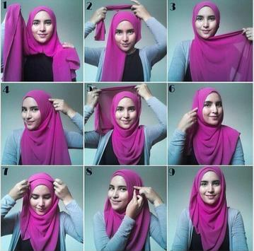 Tutorial Hijab Terbaru poster