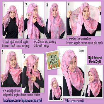 Tutorial Hijab Terbaru screenshot 3