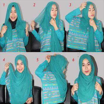 Tutorial Hijab Terbaru screenshot 4