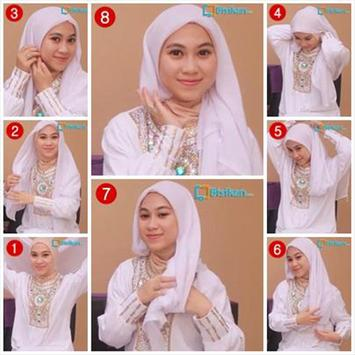 Tutorial Hijab Terbaru screenshot 6