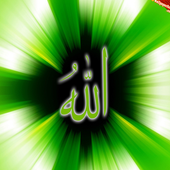 Wallpaper Lafadz Allah icon