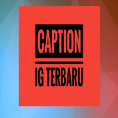 Caption Ig Keren icon