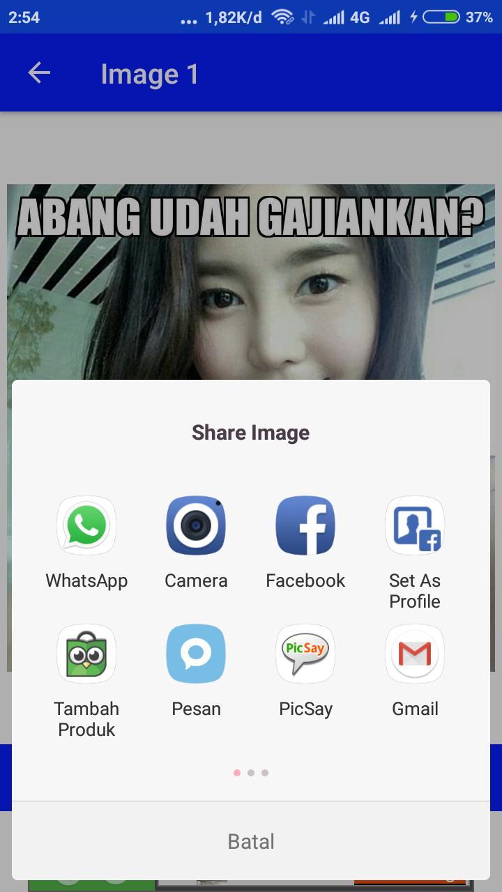 Perang Gambar Lucu For Android APK Download