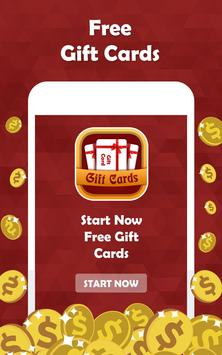 Free Gift Cards screenshot 5