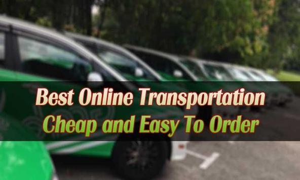 Guide Order Grab Car apk screenshot