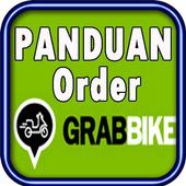Panduan Order GRAB BIKE icon
