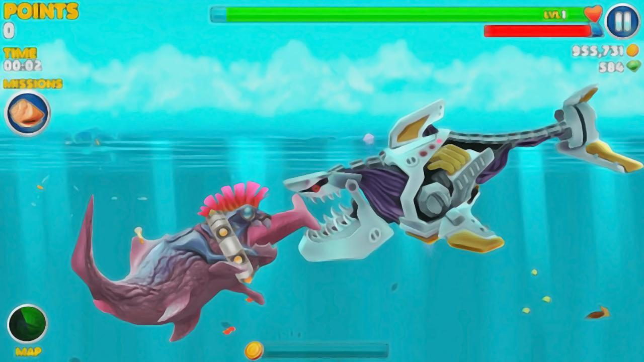 Cheat Hungry Shark Evolution for Android - APK Download