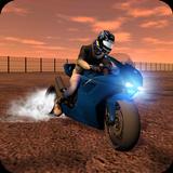 Motorbike Drifting - Wheelie Bike Drifting Bike