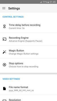 Screen Recorder - Free No Ads apk screenshot
