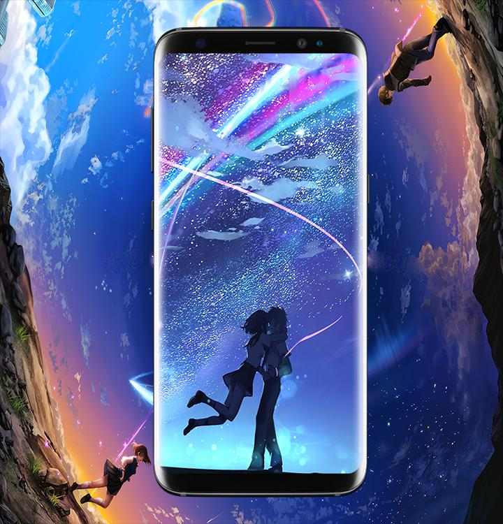 Download 7000 Wallpaper Android Kimi No Nawa