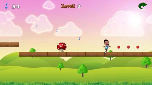 Papacapim dos Meus Sonhos Adventure apk screenshot