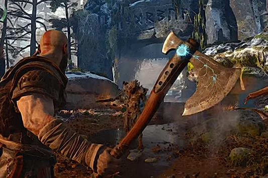 Guide for God of War 4 screenshot 2