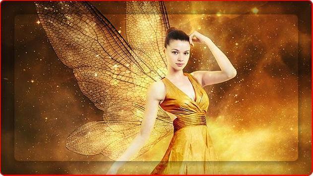 Fairy Wings Photo Editor screenshot 2